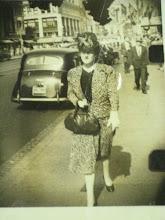 Photo: Fay Webb Garnder 5th Avenue NY, NY 1939