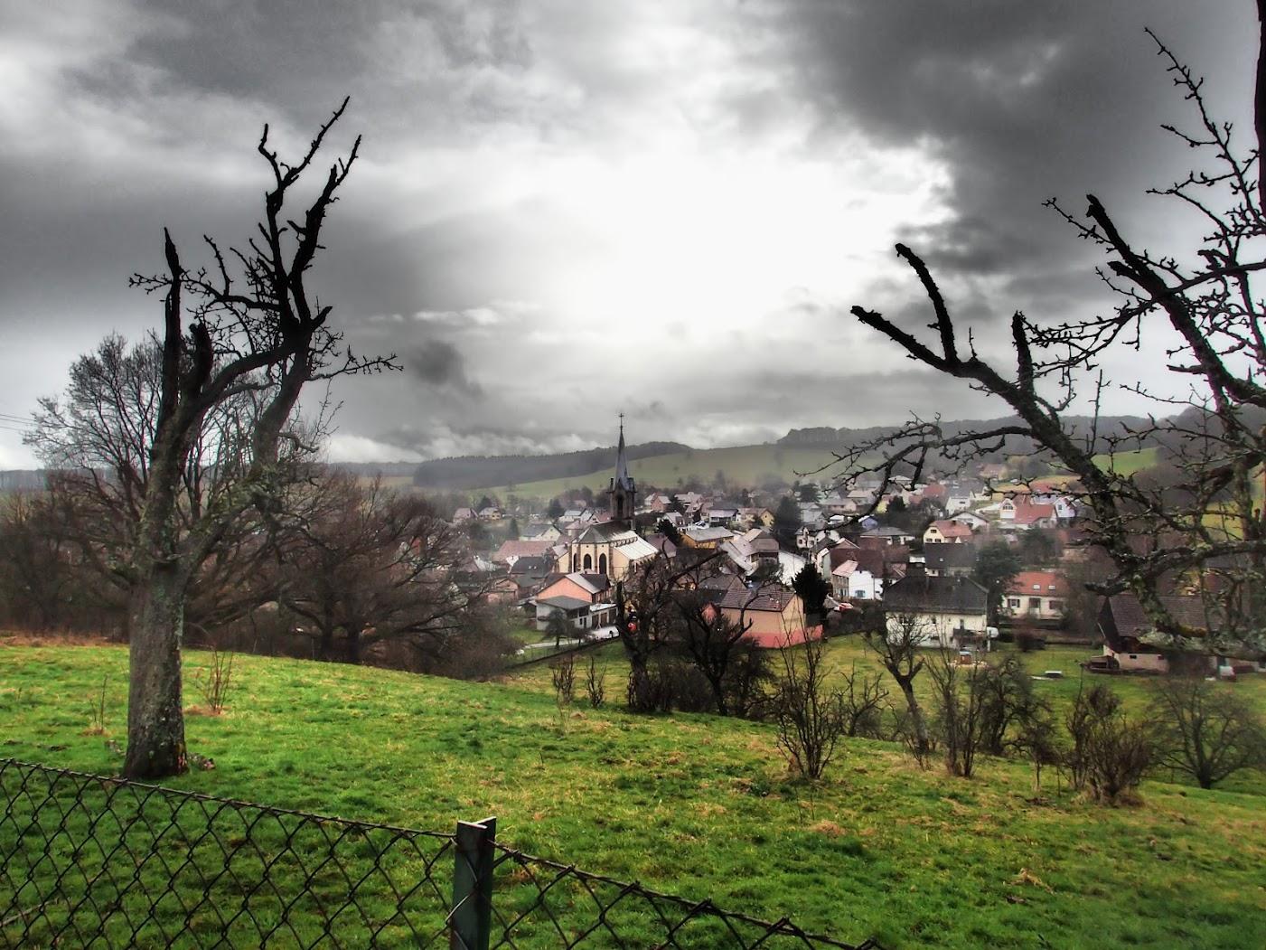 Rammersmatt-Michelbach à VTT