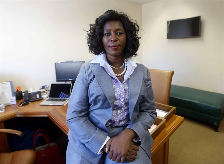 ANC MP Makhosi Khoza. File photo.