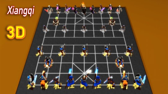 Chess 3D Free : Real Battle Chess 3D Online 5