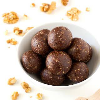 3-Ingredient Raw Cacao Bites.