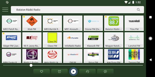 Hungary Radio Online - Hungary Am Fm 1.1.0 screenshots 6
