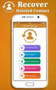 Recover All Deleted Contact & Sync 1