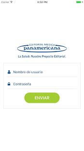 Visor Panamericana - náhled