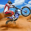 Offroad Bike Stunts Racer icon