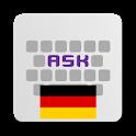 German for AnySoftKeyboard icon