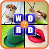What The Word - 4 Pics 1 Word - Fun Word Guessing