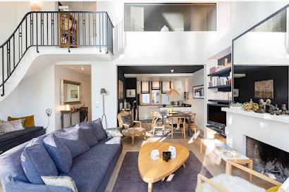 Quai Louis-Blériot Serviced Apartment