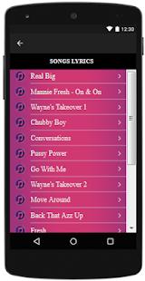 Mannie Fresh songs and lyrics, Hits. - náhled
