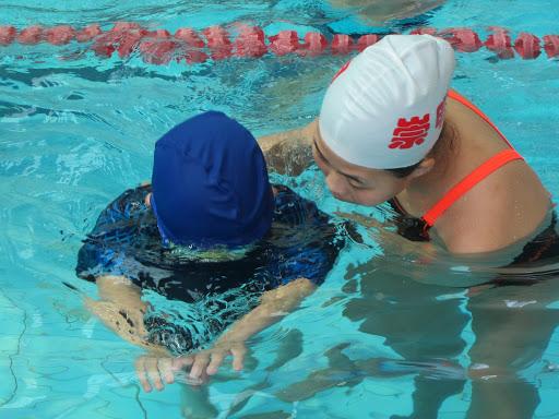 游泳課教學
