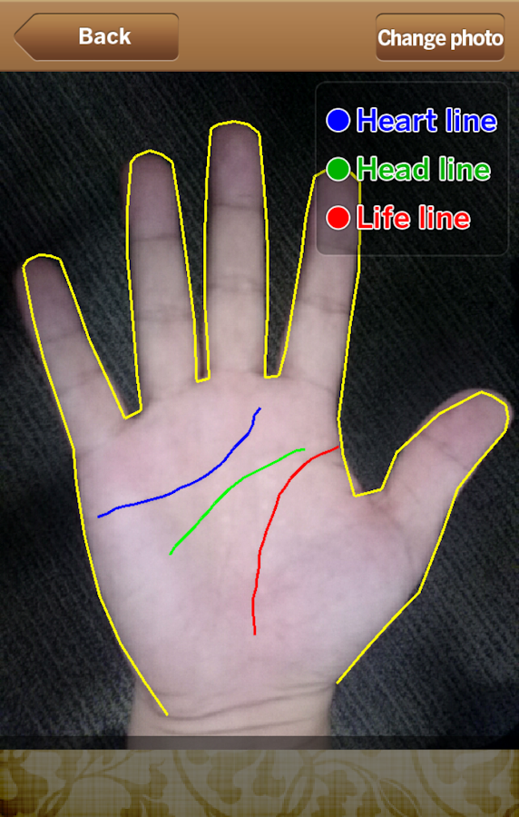 Auto Palmistry- screenshot