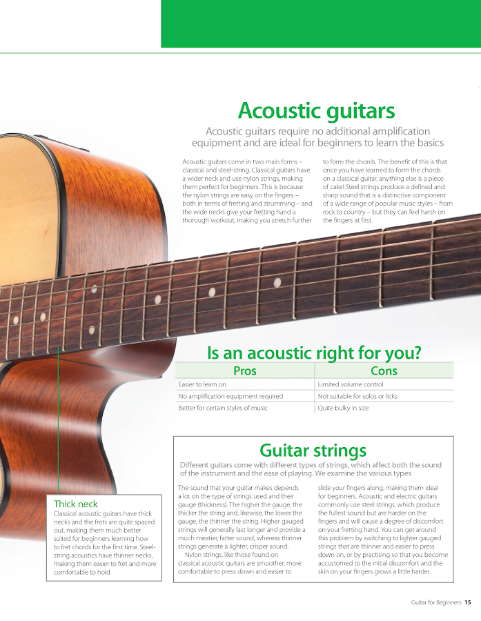 Guitar for Beginners Revised Edition- screenshot