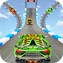 Stunt Car Racing Games Impossible Tracks Master icon