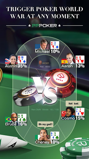 PPPoker-Free Poker&Home Games 2.13.11 Screenshots 5
