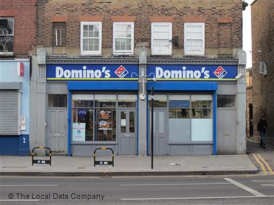 Dominos Pizza On High Road Pizza Takeaway In White Hart