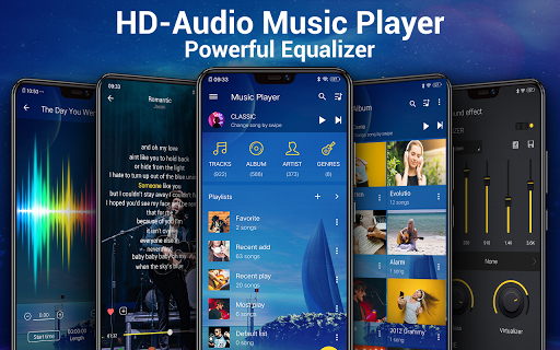 Music Player 3.2.3 screenshots 1