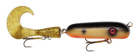 Svartzonkertail V2 Sink - Golden Shiner