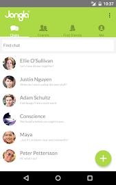 Jongla - Instant Messenger Screenshot 7