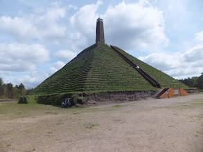 Photo: Piramide van Austerlitz