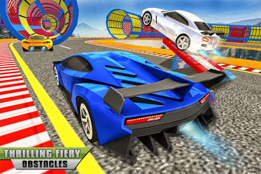 Antigravity Car Stunts: Stunt Car Games game (apk) free download for Android/PC/Windows screenshot