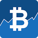 Crypto App - Widgets, Alerts, News, Bitcoin Prices icon