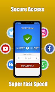 Hot VPN Hotspot -Free unlimited vpn Master 7