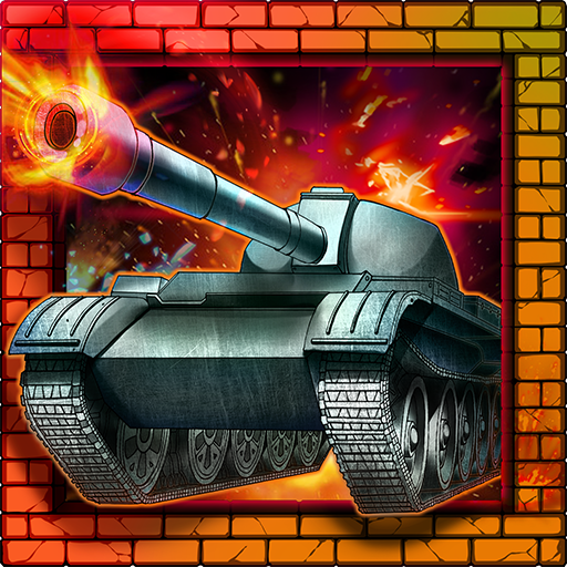 Tank Battle 動作 LOGO-玩APPs