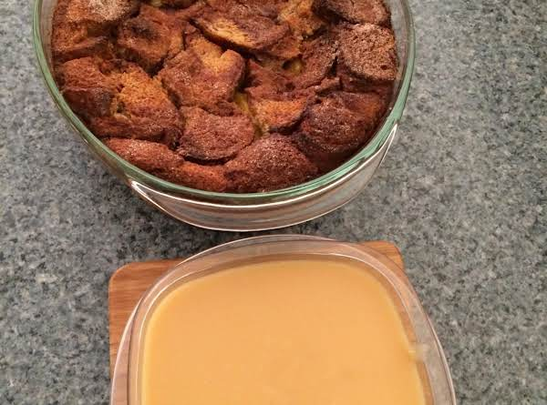 Awesome Bread Pudding