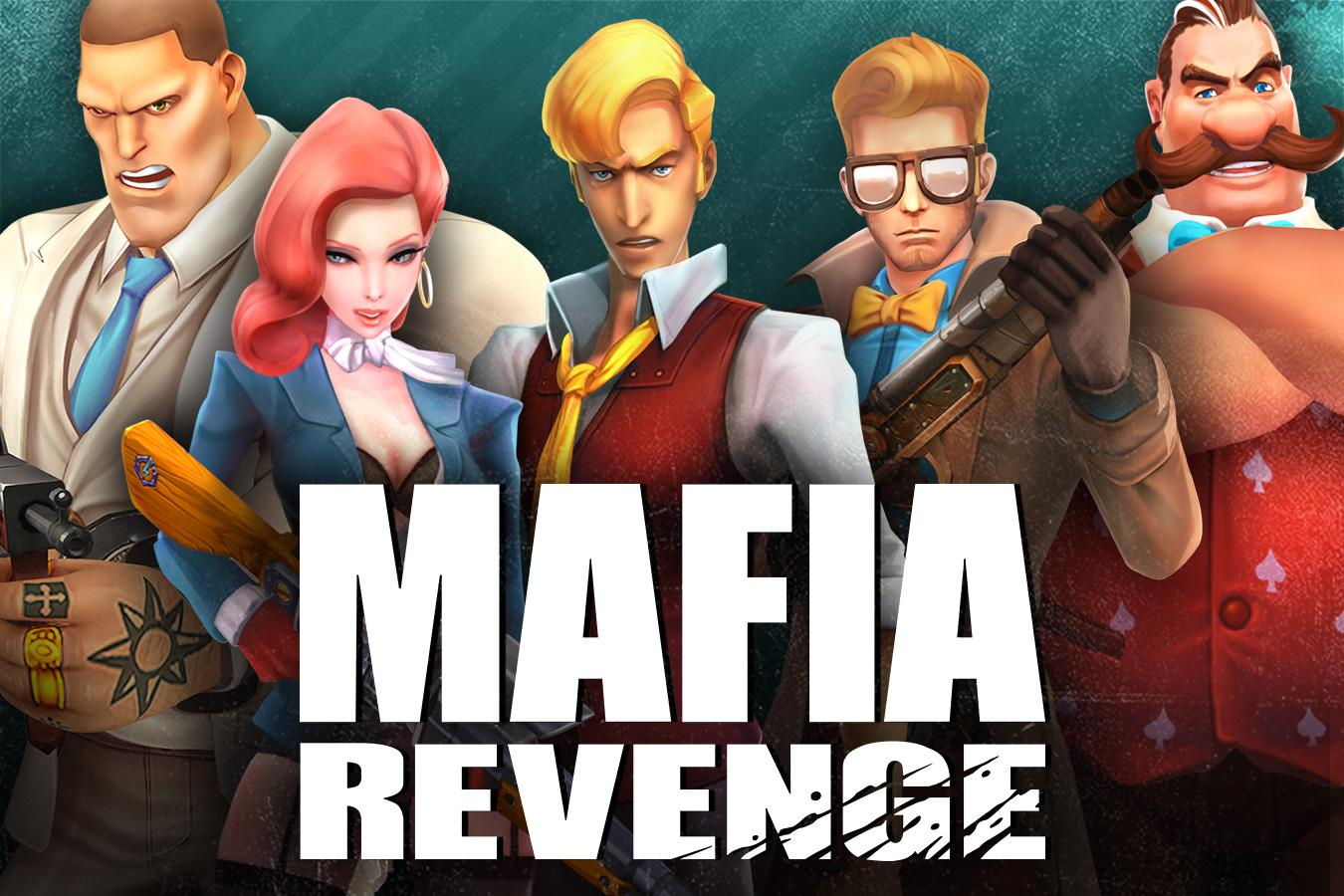Image result for mafia revenger game