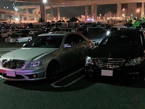 Sクラス W221 AMGスポーツエディション モカブラックのカスタム事例画像 たちせ Club Zeroさんの2019年07月16日17:45の投稿