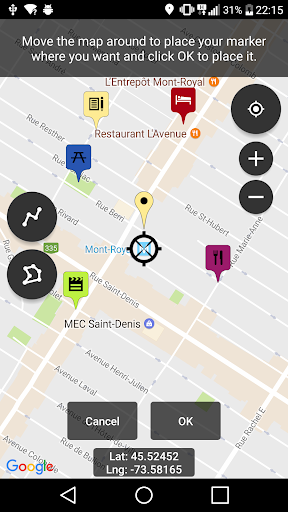 Map Marker  screenshots 1