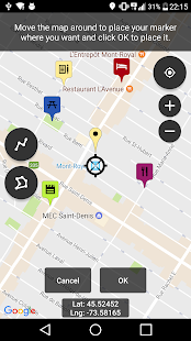 Map Marker - náhled