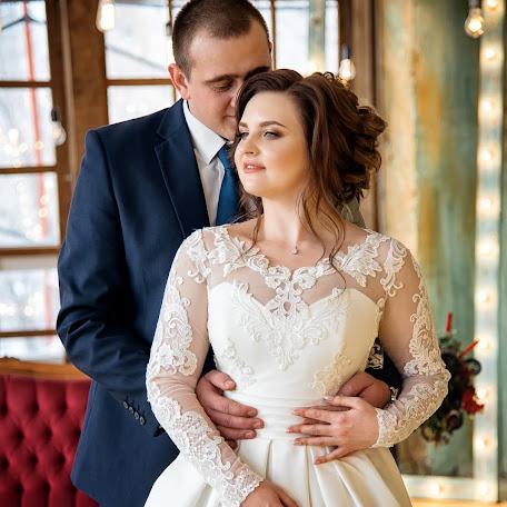 Wedding photographer Konstantin Filyakin (filajkin). Photo of 13.02.2018