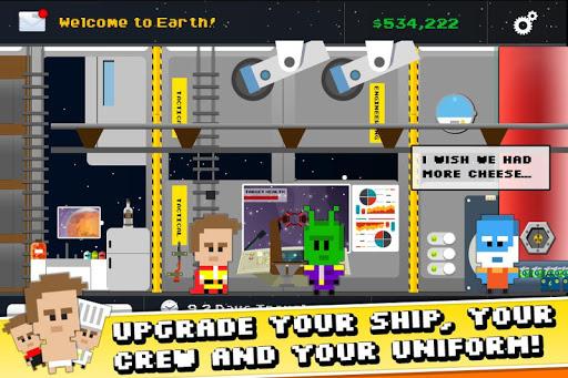 Space Trek: Clicker Trader