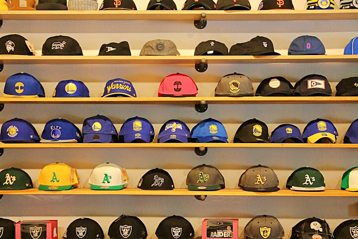 Looking to stock up on some Bay Area sports gear? This is your spot!