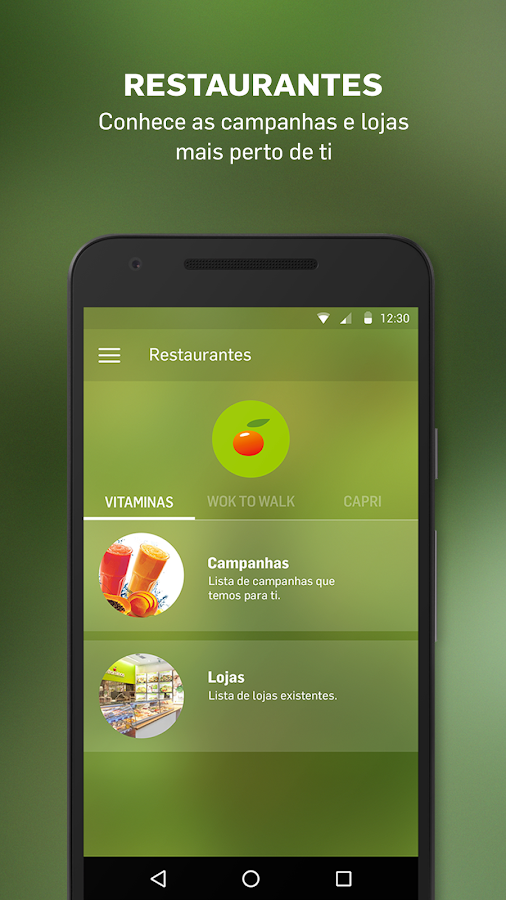 Vitaminas- screenshot