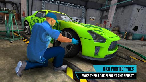 模擬必備免費app推薦|車のメカニックシミュレータゲームの3D線上免付費app下載|3C達人阿輝的APP
