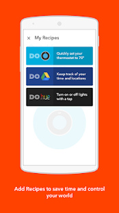 DO Button by IFTTT- screenshot thumbnail