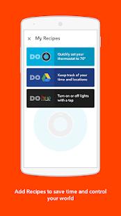 DO Button by IFTTT Screenshot 4