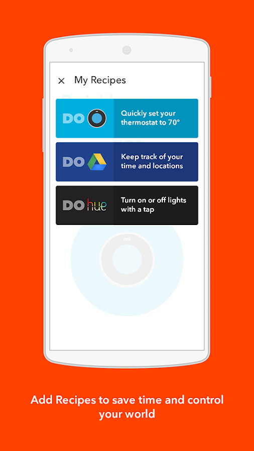 DO Button by IFTTT- screenshot