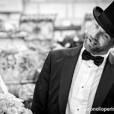 Wedding photographer ANTONELLO PERIN (ANTONELLOPERIN). Photo of 01.04.2015