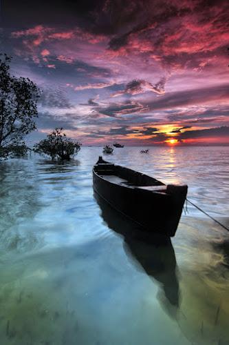 so dark by Rawi Wie - Transportation Boats