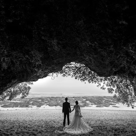 Wedding photographer Anton Setionegoro (antonsetionegor). Photo of 07.10.2017