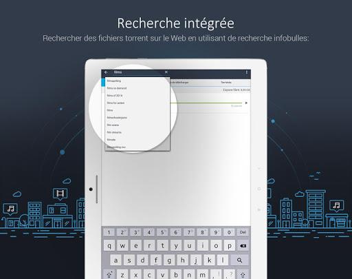 MediaGet - torrent client screenshot 7