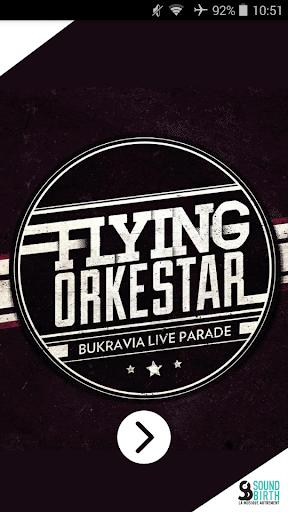 FLYING ORKESTAR