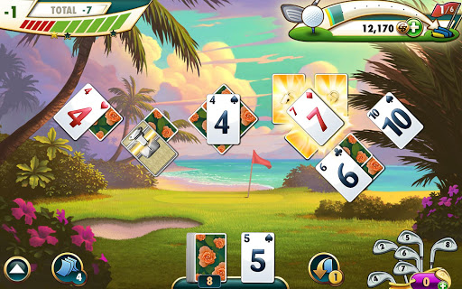 Fairway Solitaire screenshot 08