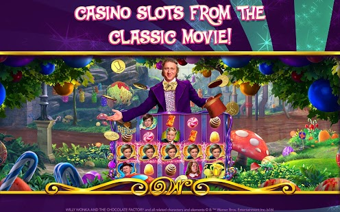 play willy wonka slot for free