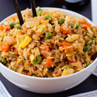 Better Than Takeout Fried Rice.