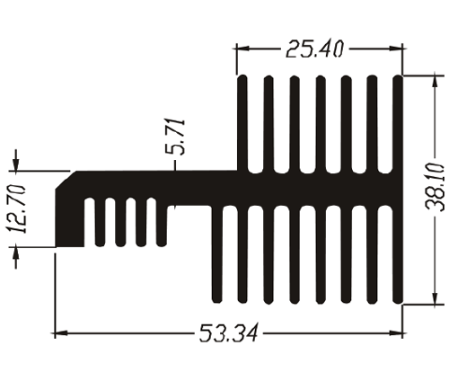 Extrusion Profile Examples