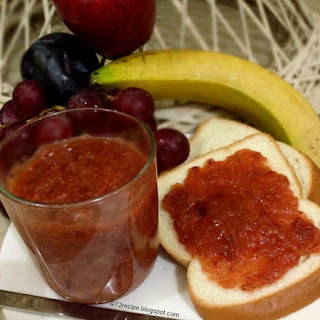 Easy Mixed Fruit Jam.